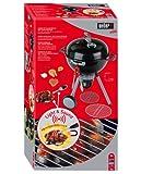 Theo Klein 9401 - Weber Kugelgrill OT Premium mit Licht und Sound, Spielzeug -