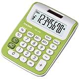 Casio MS 6 NC Calculatrice avec 8 chiffres Vert