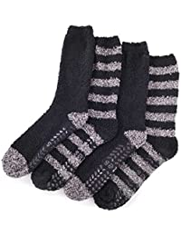 totes Mens Supersoft Socks - Twin Pack