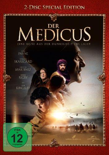 Bild von Der Medicus (Limited Special Edition) [2 DVDs] [Limited Edition]