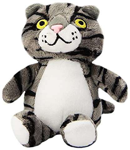Mog the Forgetful Cat Buddies 6 Inch Sof