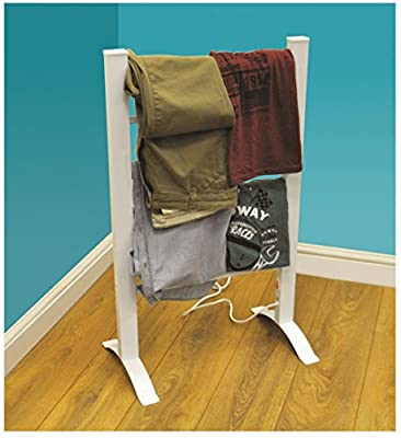 Freistehende oder wandmontierte Handtuchwärmer von Prem-i-Air - Heizstrahler Onlineshop