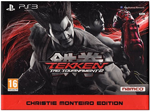 TEKKEN TAG TOURNAMENT 2 - CHRISTIE MONTEIRO PS3