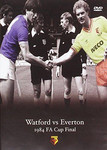 1984 FA Cup Final Watford v Everton (Watford Souvenir Edition)...