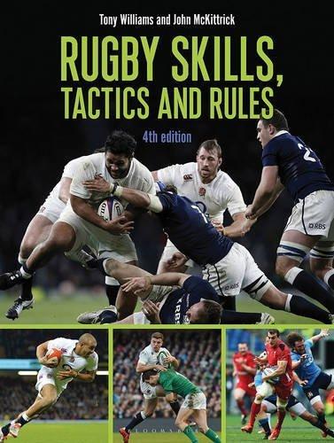 Rugby Skills, Tactics and Rules by Tony Williams (2015-08-13) par Tony Williams; John McKittrick;