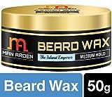 Best Moustache Waxes - Man Arden Beard & Mustache Wax Island Emperor Review