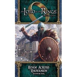 FFG Lord of the Rings LCG: Roam Across Rhovanion Adventure Pack - English
