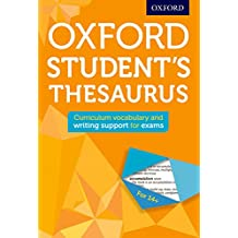 Oxford Student's Thesaurus (Oxford Thesaurus)