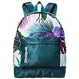 Desigual Bio Patching Backpack Azul Polar