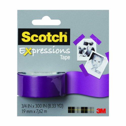 scotch-expressions-rollo-de-cinta-adhesiva-19-x-762-mm-color-morado