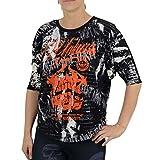 Yakuza Original Damen L.A. Skull Shirt Longsleeve