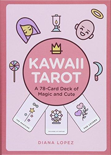 Maloof Crystalclearbook Telecharger Kawaii Tarot A 78 Card