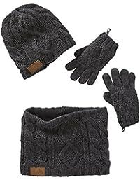 a38914a1fc0f Vertbaudet Lot de 2 paires de gants taille unique fille cadeaux de Noël