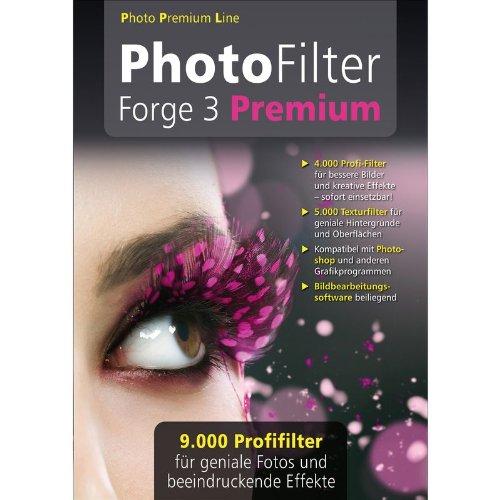 Photo Filter Forge 3 - Premium