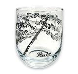 Glas Querflöte schönes Geschenk