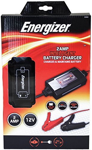 Energizer 50900eine intelligente Batterie Ladegerät, 2A/12V