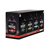 "BBQUE Bayrische Barbecue Sauce ""Chili & Kren"" 