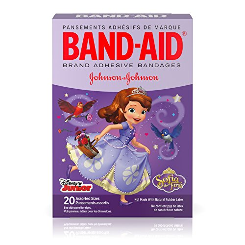 band-aid-adhesive-bandages-disney-juniors-sofia-the-first-20-count-by-band-aid