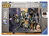 Ravensburger 12809 - Star Wars - Die Rebellion beginnt, 200 Teile Puzzle