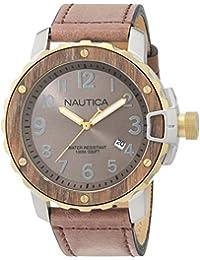 Nautica Herren-Armbanduhr NAD15515G