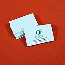 Business cards buy business cards online at best prices in india devraaj eco friendly white seed paper business cards 2 x 35 inch 100 colourmoves