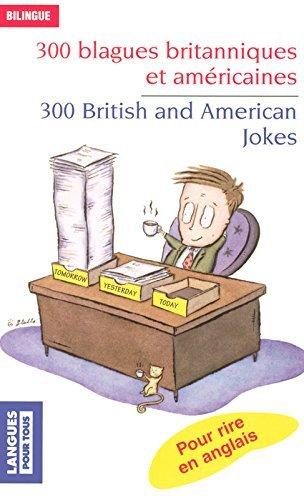 300 blagues britanniques et am?ricaines by Jean-Pierre Berman (June 09,2008)