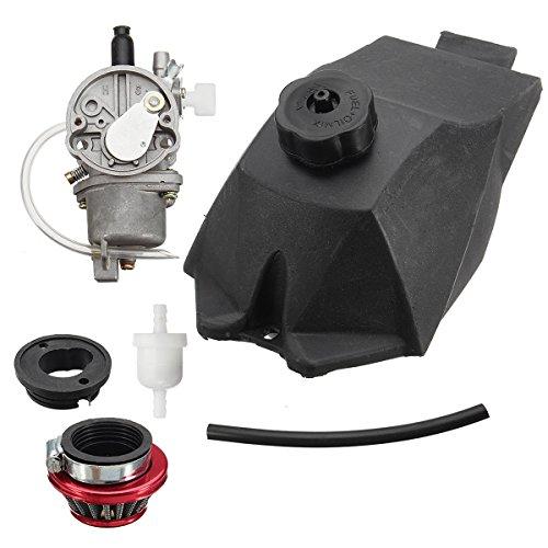 ZHENWOFC Carburador tubo filtro aire tanque Perol