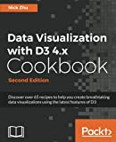 Data Visualization with D3 4.x Cookbook - Second Edition (English Edition)