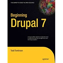 (Beginning Drupal 7) By Tomlinson, Todd (Author) Paperback on (07 , 2010)