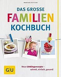 Das große Familienkochbuch (GU Familienküche)