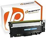 Bubprint Toner kompatibel für Samsung CLT-Y404S/ELS CLT-404S für Xpress C430 C430W C480 C480FN C480FW C480W 1000 Seiten Gelb Yellow