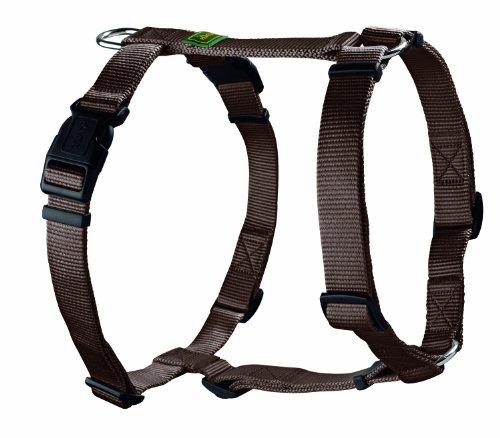 Hunter Hundegeschirr Vario Rapid, S, braun, Nylon… | 04016739427984