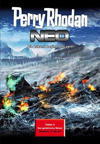 Perry Rhodan Neo Paket 3: Das galaktische Rätsel: Perry Rhodan Neo Romane 17 bis 24 (Perry Rhodan Neo Paket Sammelband)