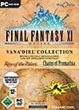 PC DVD-ROM Final Fantasy XI Online - Vana'Diel Collection
