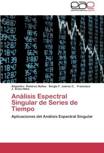 Análisis Espectral Singular de Series de Tiempo: Aplicaciones del Análisis Espectral Singular