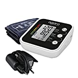 #8: Agaro Automatic Digital Blood Pressure Monitor with Adaptor Carry Bag and Batteries