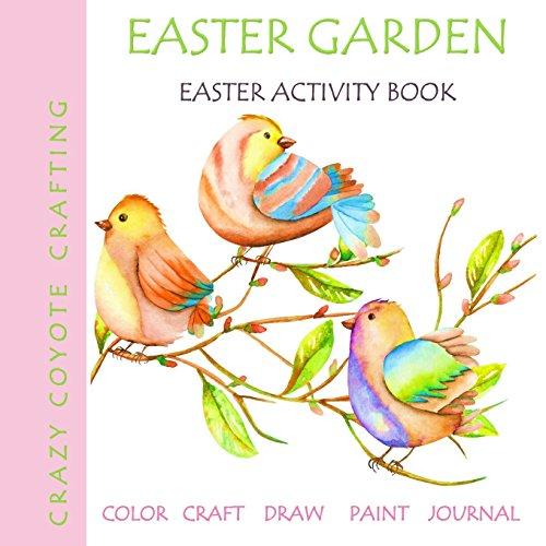 Easter Garden: Easter Activity Book (Children's Easter Books)