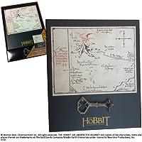Noble Collection NN1243 - Il Signore degli Anelli, Chiave e Mappa di Thorin