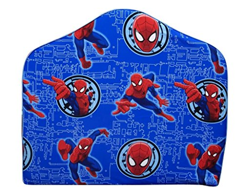 Marvel Spiderman Mikrofaser Kopfteil, Headboard