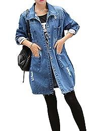 suchergebnis auf f r jeansjacken damen bekleidung. Black Bedroom Furniture Sets. Home Design Ideas