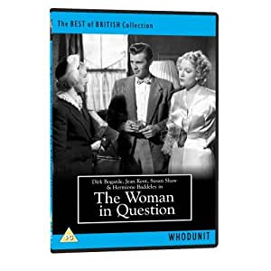 The Woman In Question [DVD]