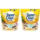 Super Croix Seychelles Lessive Liquide 28 Doses - Lot de 2