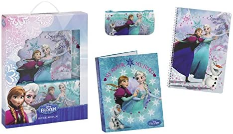 Disney Frozen – Set Cadeau de de de 3 articles (Safta 311538587) B00O6T2XY2 1f72a2