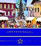 Noch 51202 - Lichterkette und Weihnachtsstern