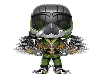 Funko POP! MARVEL: Spider-Man - Vulture