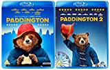 Paddington 1-2 Complete Blu-Ray Movie Collection (Paddington 1 / Paddington 2)