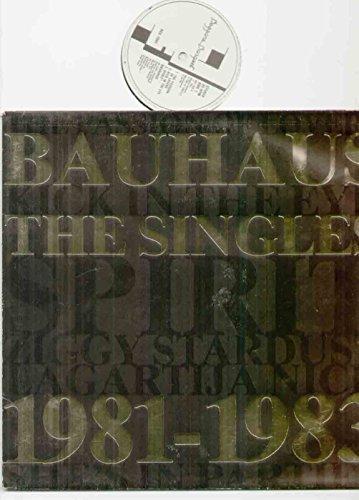 BAUHAUS - SINGLES 81 - 83 - LP vinyl