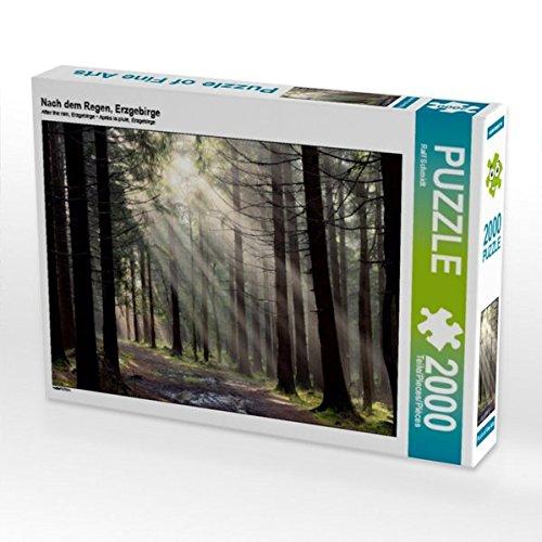 Nach dem Regen, Erzgebirge 2000 Teile Puzzle quer Preisvergleich