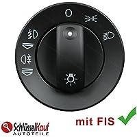 Neue 8E0941531/A-Scheinwerfer-Kopf Licht Nebel Lampe Schalter f/ür audis A4/B6/B7/S4/quattro 00/01/02/03/04/05/06/07/08
