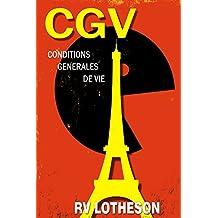 CGV - Conditions générales de vie